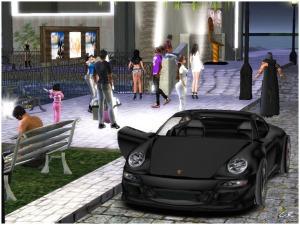 Second Life Virtul World