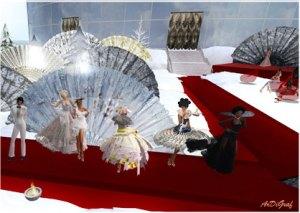 Evento Sfilata di Stilisti di Second Life