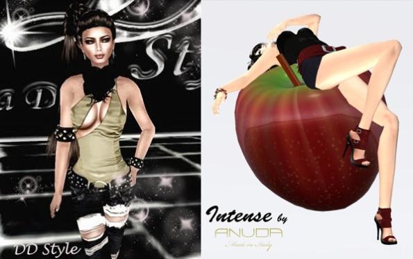 DD Style / Anubis Style
